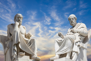 The history and philosophy of ∆Q
